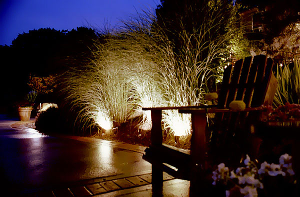 landscape lighting concepts photos